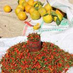 Auf dem Markt in Kalaw