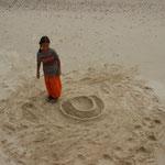 Sandkreis, Cat Ba