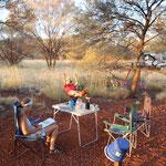 Camping im Karijini NP