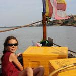 Auf einer Bootstour, Begann