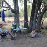 Campingplatz im Purnululu NP