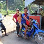 Motorradtaxi, Mawlamyine