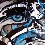 Untitled 24b // Acrylic on canvas // 48/135 cm // 2009 // available