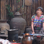 Femme mayas au Guatemala