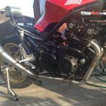 Harris Honda RSC 1000