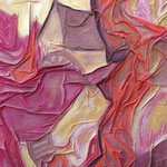 taf art, Mühle Gouache auf Hartfaserplatte 2004, Privatbesitz