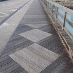 Brücke in Richtung Onoyama Park