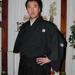 Osano Shihan 8.Dan