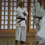 Arakaki Senior Sensei
