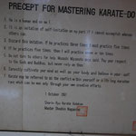Precepts in the mastery