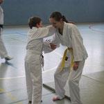 egal welches Alter und Größe, man trainiert gemeinsam