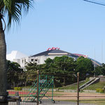 Budokan Naha, Okinawa, Japan