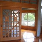 Detailaufnahme Innenbereich des Budokan