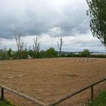 Reitplatz 50m x 60m