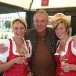 Hotelier Zierlinger aus Senftenberg half einem Freund auf dessen Stadt aus.