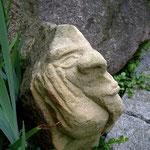 Der Skeptiker  2010  Sandstein