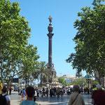 """Columbus Monument"" Barcelona"