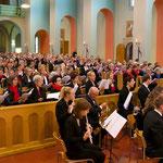 Verbandsfest 2017 - Cäcilienverband Deutschfreiburg