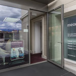 Eingang Meon Clinic Luzern