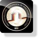Qualitätssiegel FEMA® Farben+Putze GmbH, Ettlingen