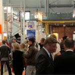 LogiMAT 2012 Messesäule