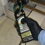 トランスの漏れ電流測定