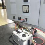 無停電年次点検での過電流継電器単体動作試験