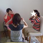 アロマ化粧水作り