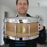 Stolz auf meine Steven Snare