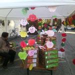 Le decorazioni realizzate dai bambini della Scuola Primaria di Breda di Piave