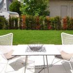 Terrasse zu gemütlichen Verweilen