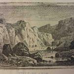 13 Le cirque de falaises, cuivre 65 x 125  (Bibliothèque municipale de Lyon, RES est 28211).