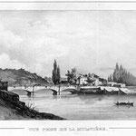 Guindrand, vue de la Mulatière, (Lyon)