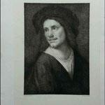 Soumy, Portrait d'homme, d'après Giorgione, Gazette des Beaux Arts