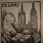 Durand, ex-libris, FX C.