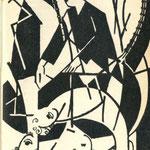 38 Portrait de Alla Nazimova, 1924
