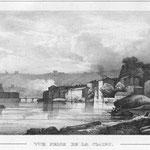 Guindrand, Vue prise de la Claire (Lyon)