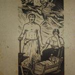 Durand, 1914, bois, sur japon, 30 ex.