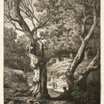 10  Forêt de Fontainebleau, cuivre 248 x 189.