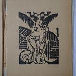 Dalbanne, La danse, album Ziniar, 1920