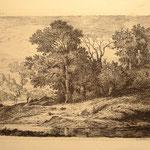 7  A Francheville, cuivre 207 x 128.