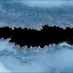 Saaser Vispa – Eisstrukturen