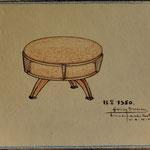 HD N°1350 Tafel Tekening - Eigendom Wil Reijnders