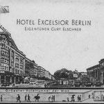 1938.08.24 Berlijn, Hotel Excelsior am Anhalter Bahnhof