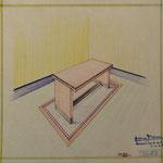 HD N°673 Tafel Tekening - Eigendom Wil Reijnders