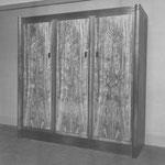 HD N°434 drie deur linnenkast
