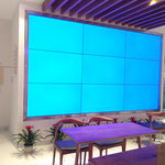 Perfect invisible installation on the narrow bezel of Large LED display. Clear voice and no worry about feedback.