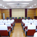 Large size conference room.