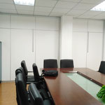 Small size meeting room.