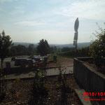 Blick von der Höhe über Oppenheim 1